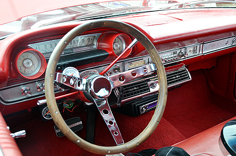 MINIford-galaxie-500-interior